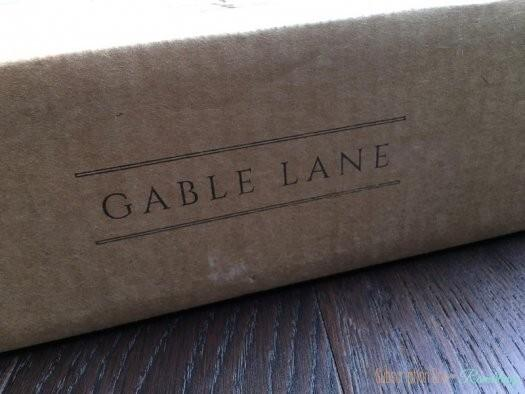 Gable Lane Mystery Crate Review