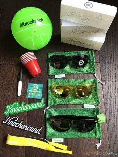 Knockaround Sunglasses Knock Box Mystery Box Review