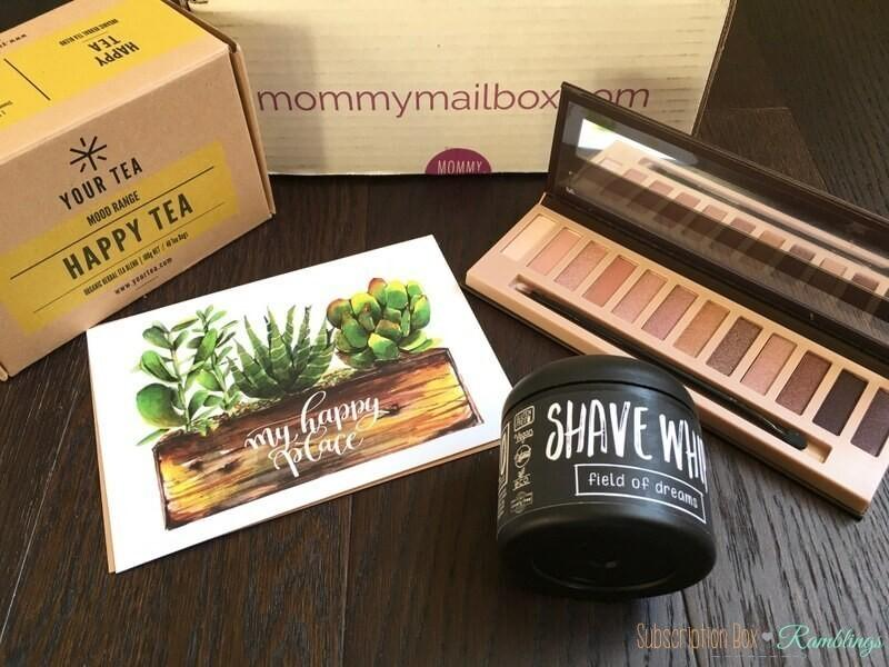 Mommy Mailbox Review – March 2017