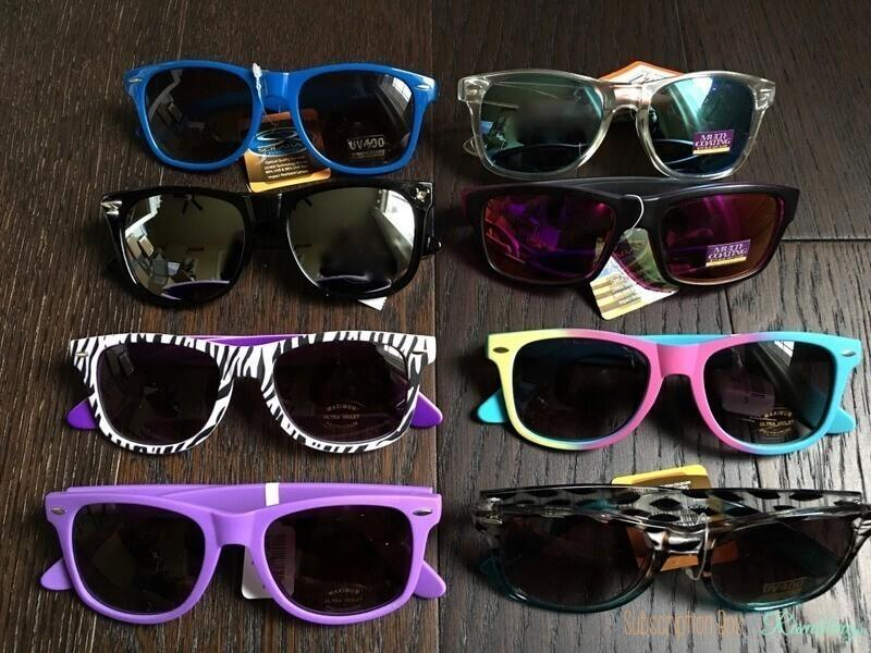 """That Daily Deal 8-Pack of Sunglasses"""" Review"""