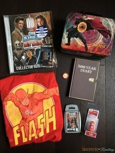 Powered Geek Box Review – February 2017