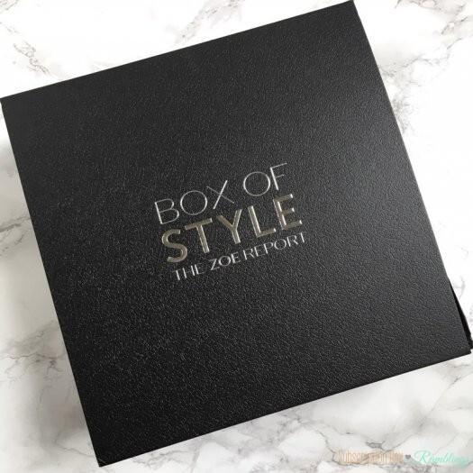 Rachel Zoe Box of Style Spring 2017 Giveaway! (CLOSED)