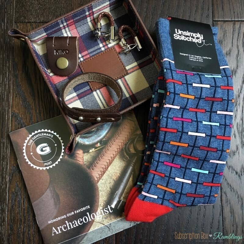Gentleman's Box Coupon Code – $10 Off March Box Offer (Last Call)