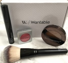 Wantable Makeup Review - March 2017