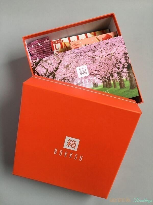 Bokksu Review – March 2017