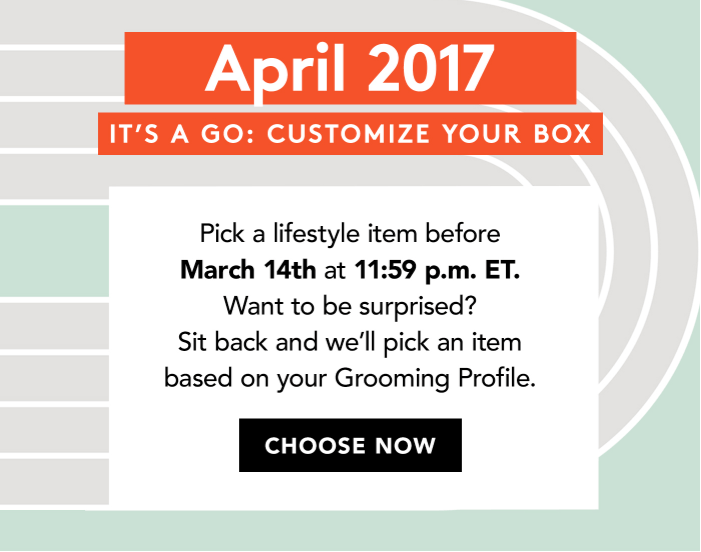 birchbox man sample choice time april 2017 subscription box ramblings. Black Bedroom Furniture Sets. Home Design Ideas