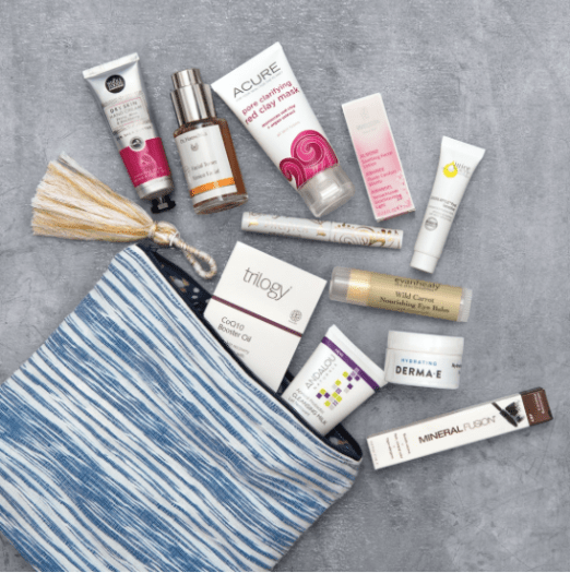 Whole Food Limited Edition Beauty Bag - Spoilers + Details