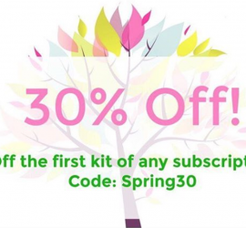 Bramble Box Coupon Code - Save 30% Off Your First Box!