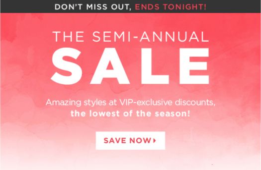 Fabletics Semi-Annual Sale – Save Up to 70% Off (Ends Tonight)!