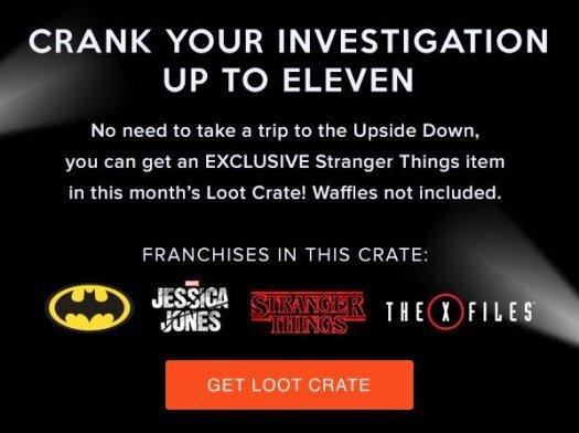 Loot Crate Coupon Code – Save 11% Off All Subscriptions!
