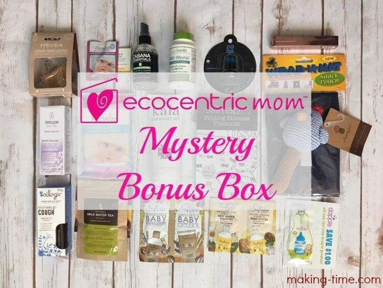 Ecocentric Mom Mystery Box Sale!