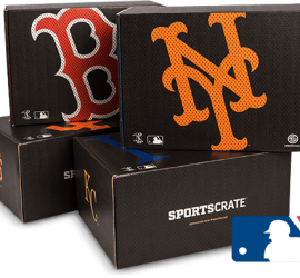 Sports Crate by Loot Crate MBL Edition - On Sale Now + Spoilers!