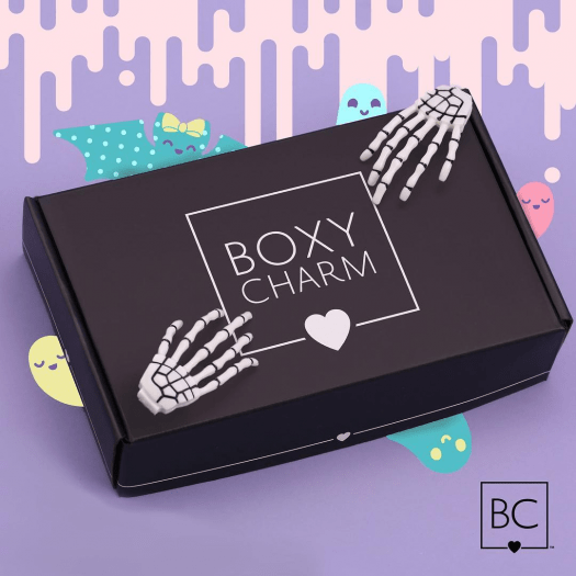 BOXYCHARM March 2017 *Full Spoilers*