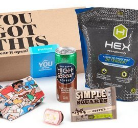 New Subscription Box Alert: Runner's World Box!