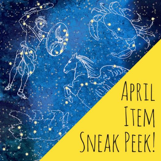 OwlCrate Jr. April 2017 Item Sneak Peek + Coupon Code