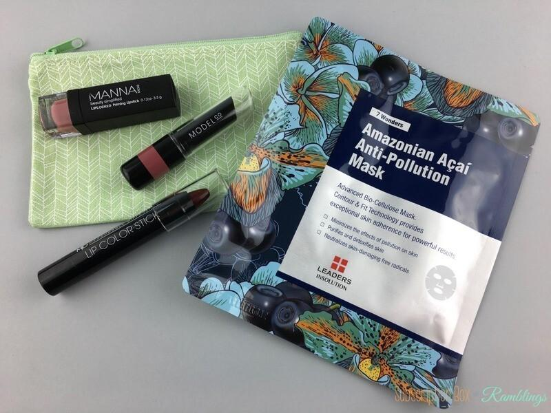 Lip Monthly Review + Coupon Code – March 2017