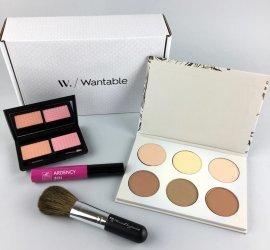 Wantable Makeup Review - April 2017