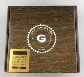 Gentleman's Box Review - April 2017
