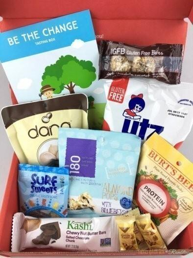 Love With Food Review + Coupon Code – April 2017 Tasting Box