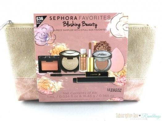 New JCPenney inside Sephora Favorites Kits + Giveaway! (CLOSED