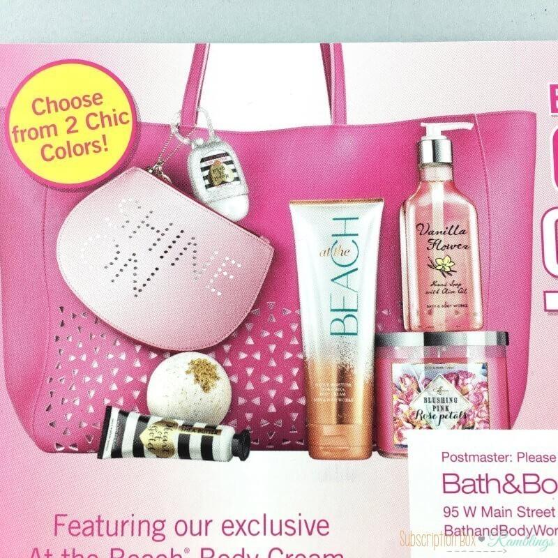 Bath & Body Works Spring 2017 Tote – Coming Soon!