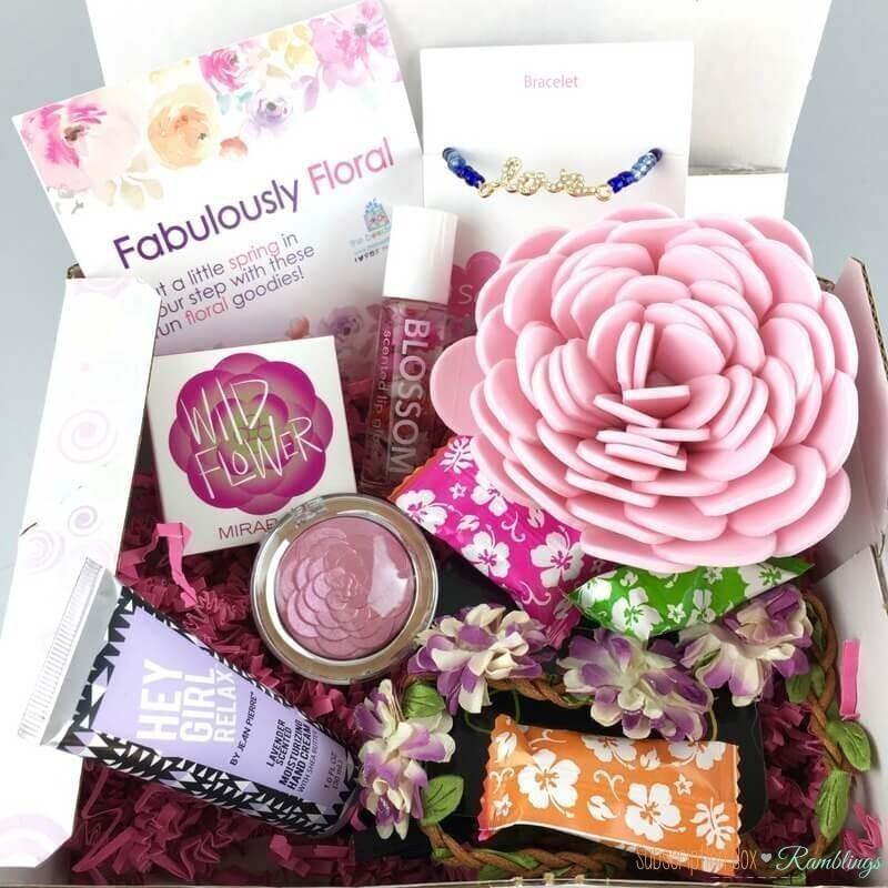 The Boodle Box Review – May 2017