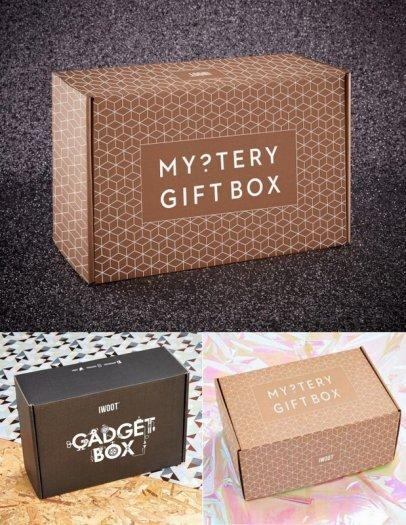 IWOOT Mystery Gift Boxes – On Sale Now!