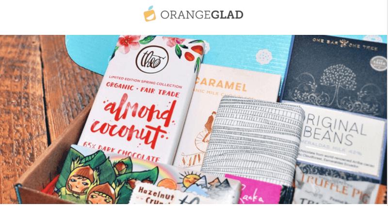 Orange Glad Coupon Code – Save $20 Off the Premium Chocolate Box