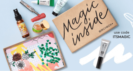 Birchbox Coupon – Free Makeup Set With Purchase