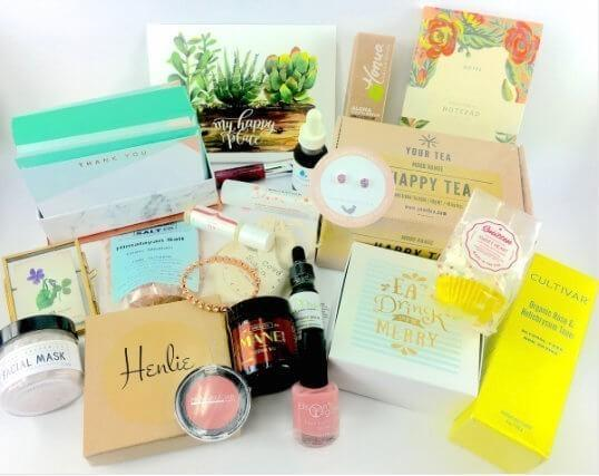 Mommy Mailbox Spring Cleaning Grab Box Coupon Code (Last Call)!