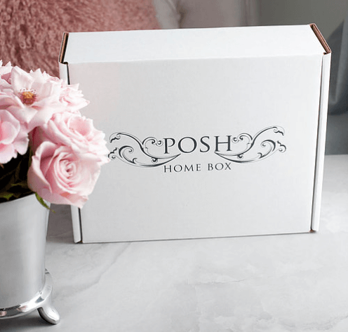 Posh Home Box July 2019 Theme Spoiler!