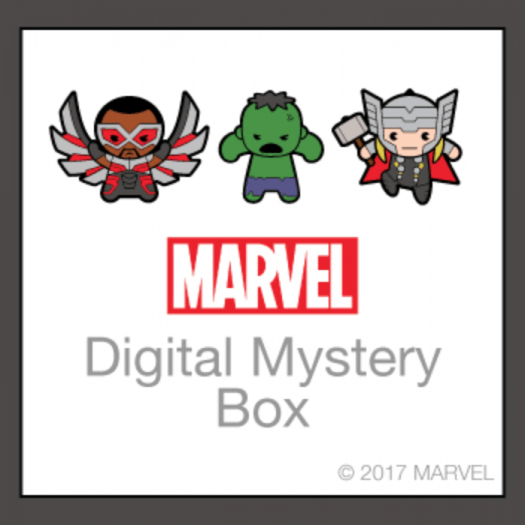 Cricut April 2017 MARVEL Digital Mystery Box – On Sale Now + Coupon Code