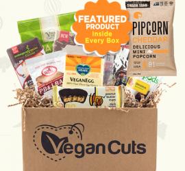 Vegan Cuts Snack Box May 2017 Spoilers