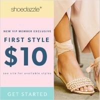 Shoe Dazzle – First Month for $10