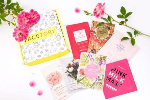 FaceTory Mother's Day Sheet Mask Bundle / Box – On Sale Now + Coupon Code