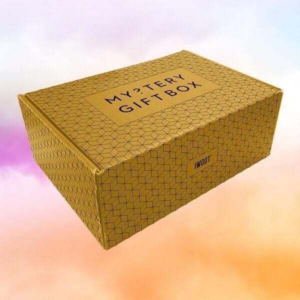 Iwoot Unicorn Mystery Gift Box Subscription Box Ramblings