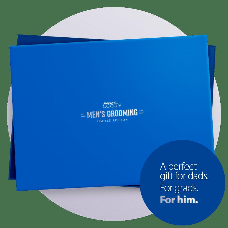 Walmart Men's Grooming Box – Coming 6/2!