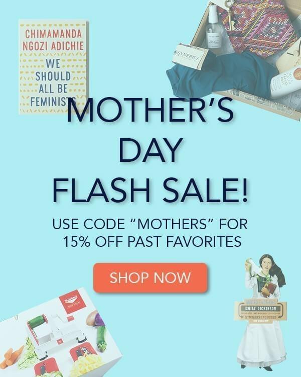 Quarterly Co. Mother's Day Flash Sale