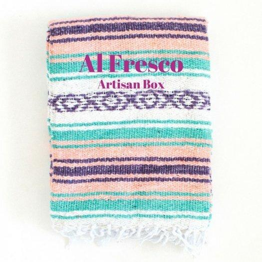 "GlobeIn Artisan Box June 2017 ""Al Fresco"" Spoiler #1 + Coupon Code"