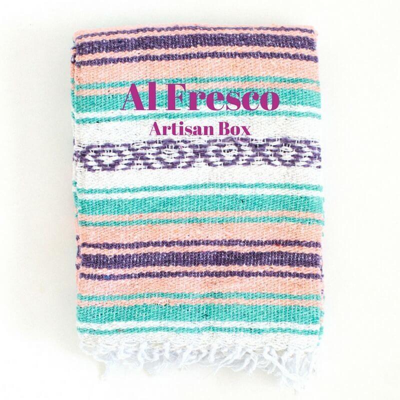 "GlobeIn Artisan Box June 2017 ""Al Fresco"" Full Spoilers + Coupon Code"