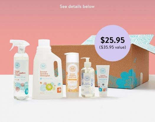 Honest Company Coupon Code – Save $10 Off First Bundle