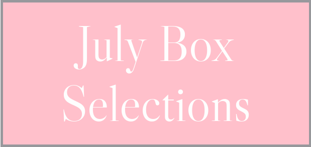 July 2021 Subscription Box – Pick or Skip Reminders!