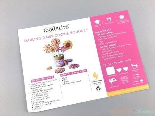 Foodstirs Review - April 2017