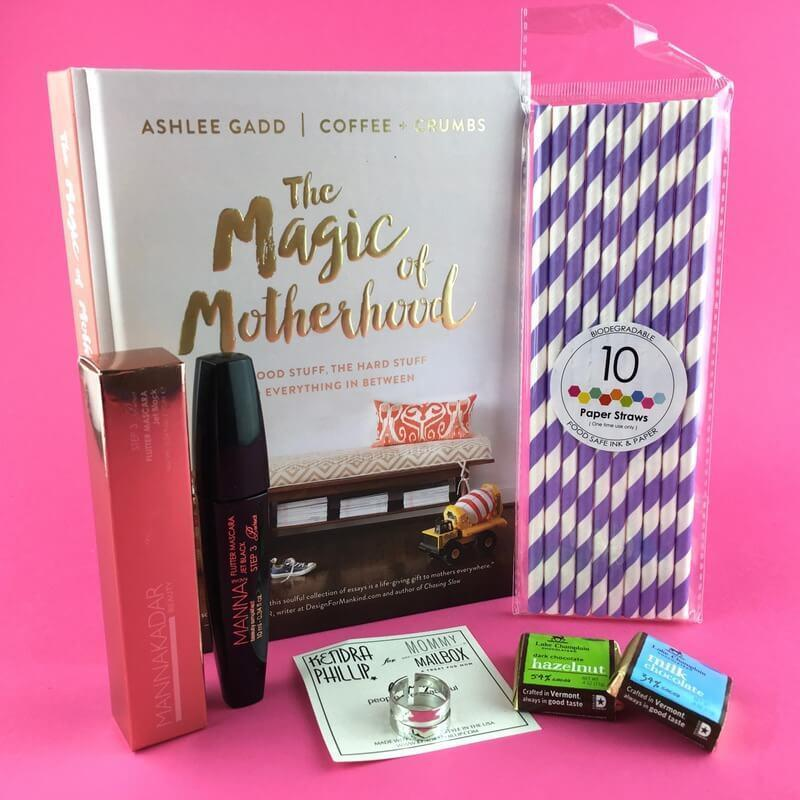 Mommy Mailbox Review + Coupon Code – May 2017
