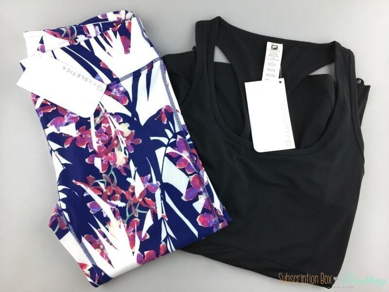 Fabletics Subscription Review – May 2017 + 2 for $24 Leggings Offer