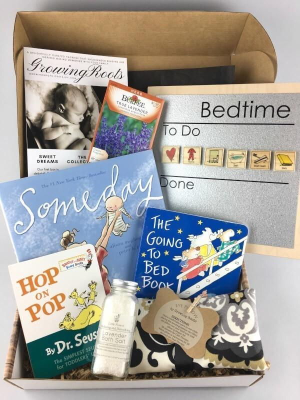 GrowingRoots Subscription Box Review – May 2017