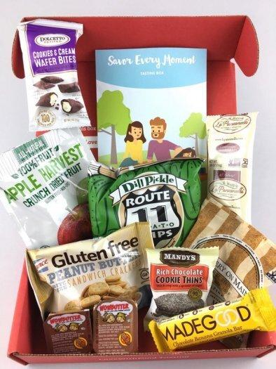 Love With Food Review + Coupon Code – May 2017 Tasting Box