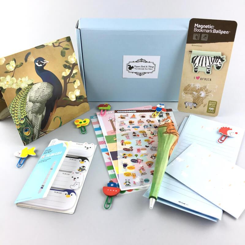 Paper Card & Things Review – May 2017