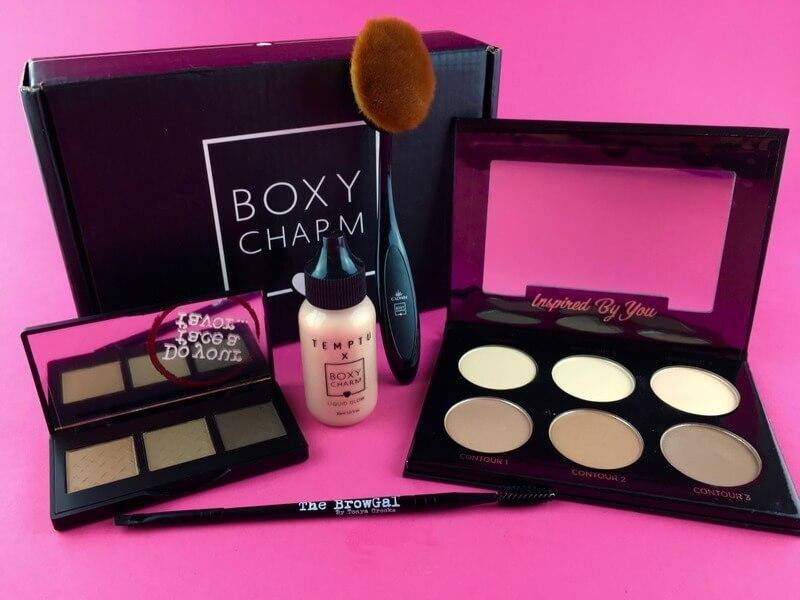 BOXYCHARM Subscription Review – May 2017