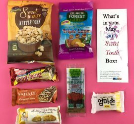 Something Snacks Review - May 2017